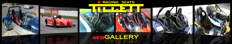 Tillett Racing Seats - Car Seat Gallery