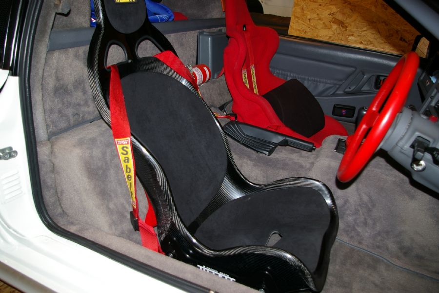 RS200 with a Tillett carbon B1 seat fitted
