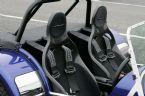 Tillett B2 seat in a CSR Caterham