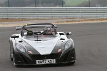 Lotus 211 with Tillett B6 seats