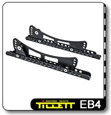 The EB2 B5 seat brackets for mounting on runners