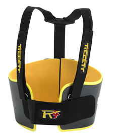 Tillett R4 Rib protector with D ring strap option