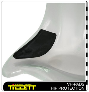 VH-pads Hip sizing pads