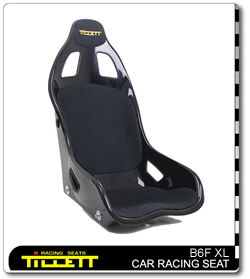 The B7 Race Car Seat