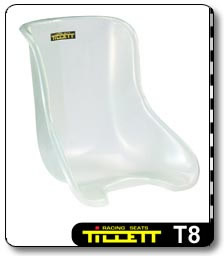 Tillett Racing Seats - T8 CAR RACING SEATS