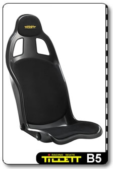 The B5 Race Car Seat