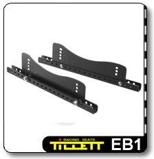 The EB1 B5 seat mounting brackets