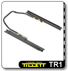 TR1 Adjustable seat runner set