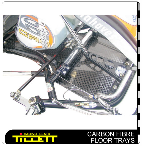 Tillett Racing Seats Quality Comes 1st Carbon Floor Tray